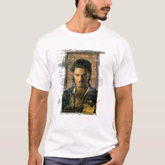 Pirates Of The Caribbean Will Turner Photo Disney T-Shirt