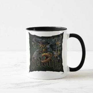 Pirates Of The Carribean Davy Jones Beware Disney Mug