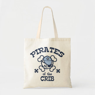 Pirates of the Crib Tote Bag