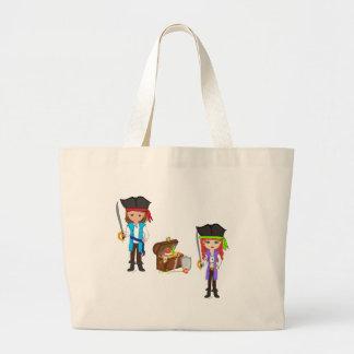 Pirates of the Hinterland Beach Bag