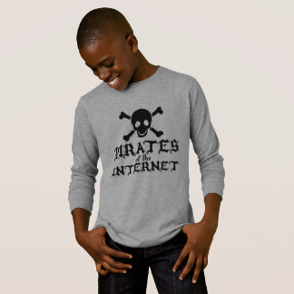 """Pirates Of The Internet"" T-Shirt"