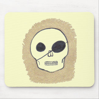 Pirates of the Patch Mouse Pad