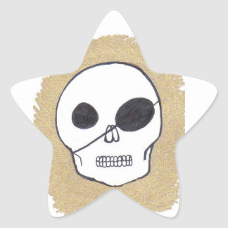 Pirates of the Patch Star Stickers