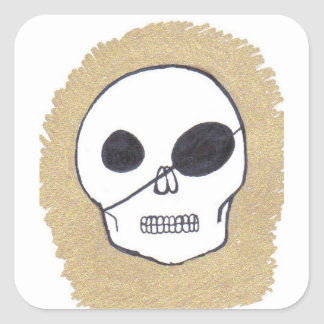 Pirates of the Patch Stickers