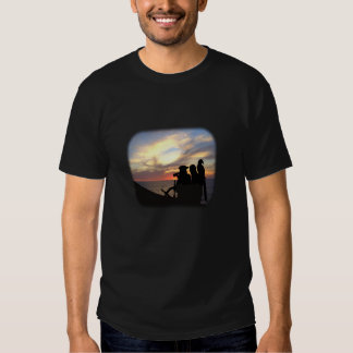 Pirates out to sea t shirt