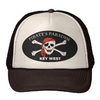 Pirates Paradise Trucker Hats