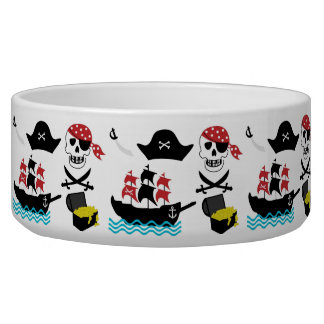 Pirates Pet Bowl