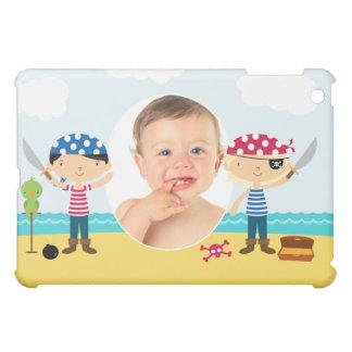 Pirates Photo Cute Boy iPad Mini Case