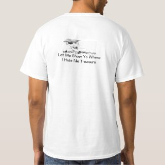 Pirate's Pick Up Lines T-Shirt