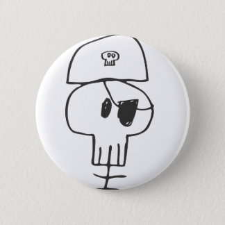 Pirates Pinback Button