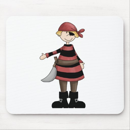 Pirates · Pirate #3 Mousepad