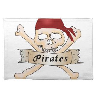Pirates Place Mats