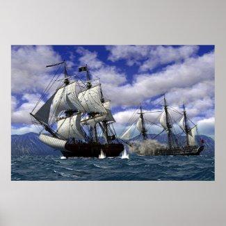 Pirates print