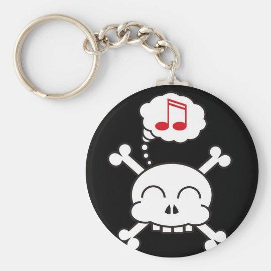 pirates R happy Keychain