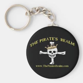 Pirate's Realm Keychain
