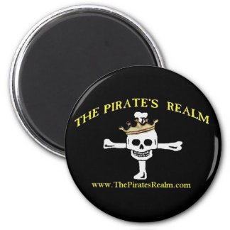 Pirate's Realm Magnet