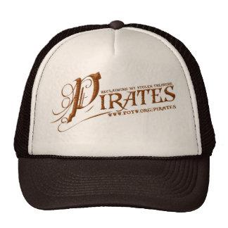 Pirates: Reclaiming My Stolen Treasure - Trucker H Trucker Hat