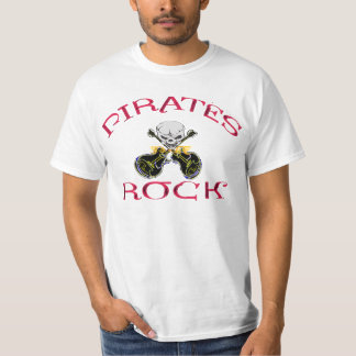 PIRATES ROCK T-Shirt