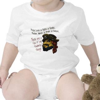 Pirates Rock! T Shirts