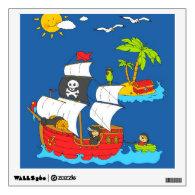 Pirates Room Graphic