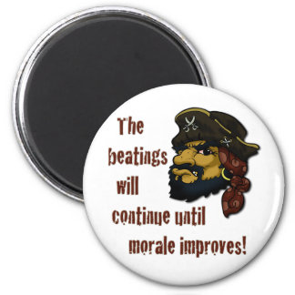 Pirates RULE! Magnet