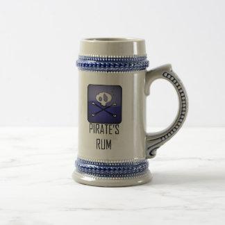Pirates Rum Stein Coffee Mug
