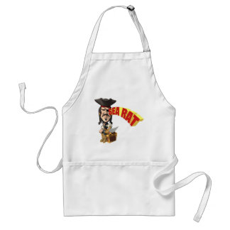 Pirate's SeaRat Items Adult Apron