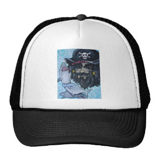 Pirates Shark Tank Trucker Hat