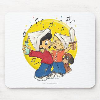 Pirates Singing Mouse Pad