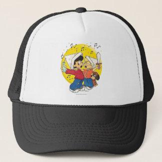 Pirates Singing Trucker Hat