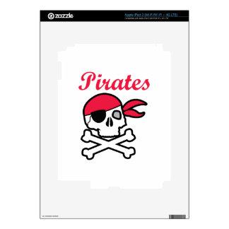 Pirates Skins For iPad 3