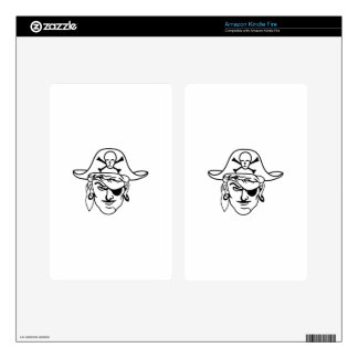 Pirates Skins For Kindle Fire
