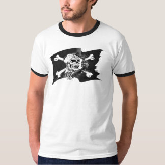 Pirates Skull Flag T-shirts