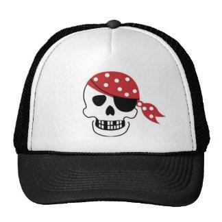 Pirates Skull Hat