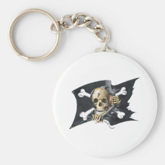 Pirates Skulls Collection by FishTs com Keychains