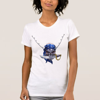 Pirates/Skulls Collection by FishTs.com Tee Shirts