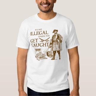 Pirates T Shirt