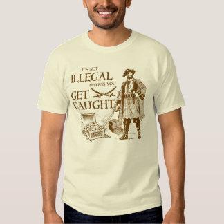 Pirates T-shirt