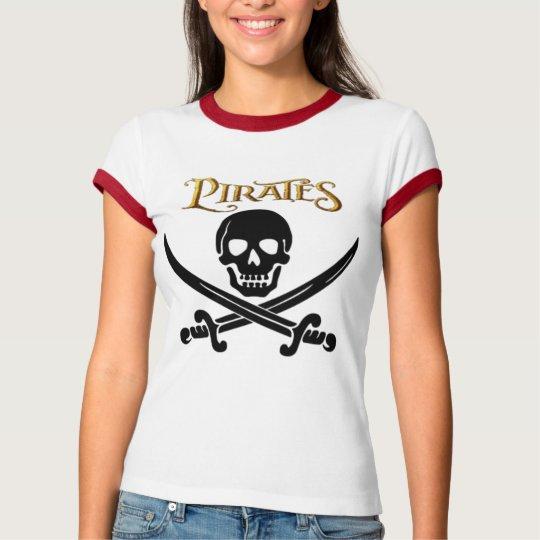 Pirates T-shirts