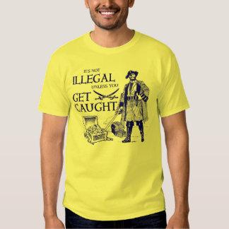 Pirates Tee Shirt