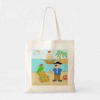 Pirates Tote Bag