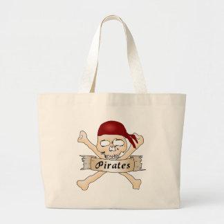 Pirates Tote Bags