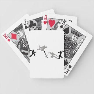 Pirates Vs Ninja Playing Cards