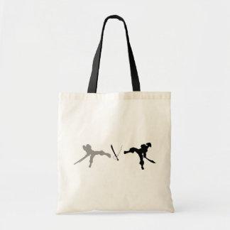 Pirates Vs Ninja Stealth Booty Sac Tote Bag