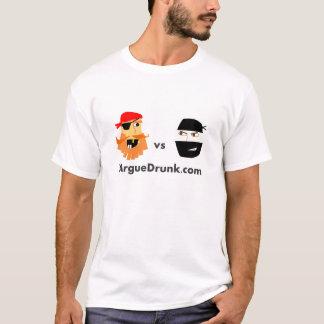 Pirates vs. Ninjas T-Shirt