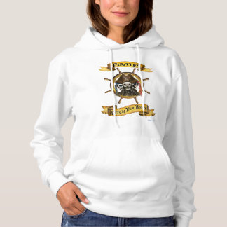 Pirates Watch Your Booty! Hoodie