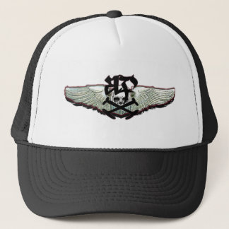 Pirates Wings Trucker Hat