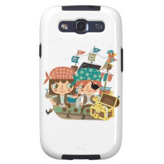 Pirates With Treasure Samsung Galaxy SIII Case