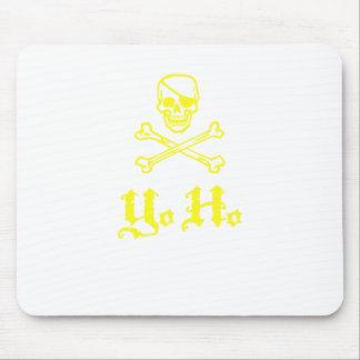 Pirates Yo Ho Mouse Pad