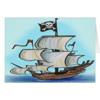 Pirateship Card